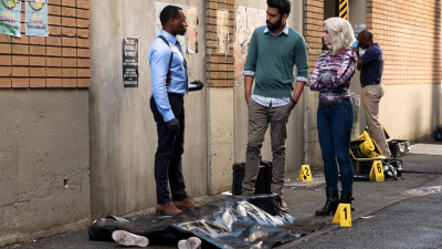 iZombie 04x03 : Brainless in Seattle (1)- Seriesaddict
